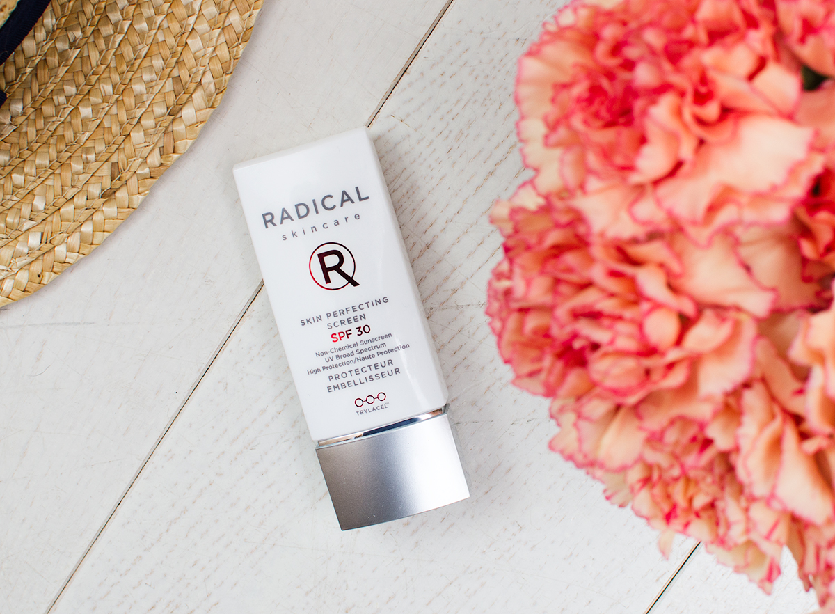 radical skincare sunscreen