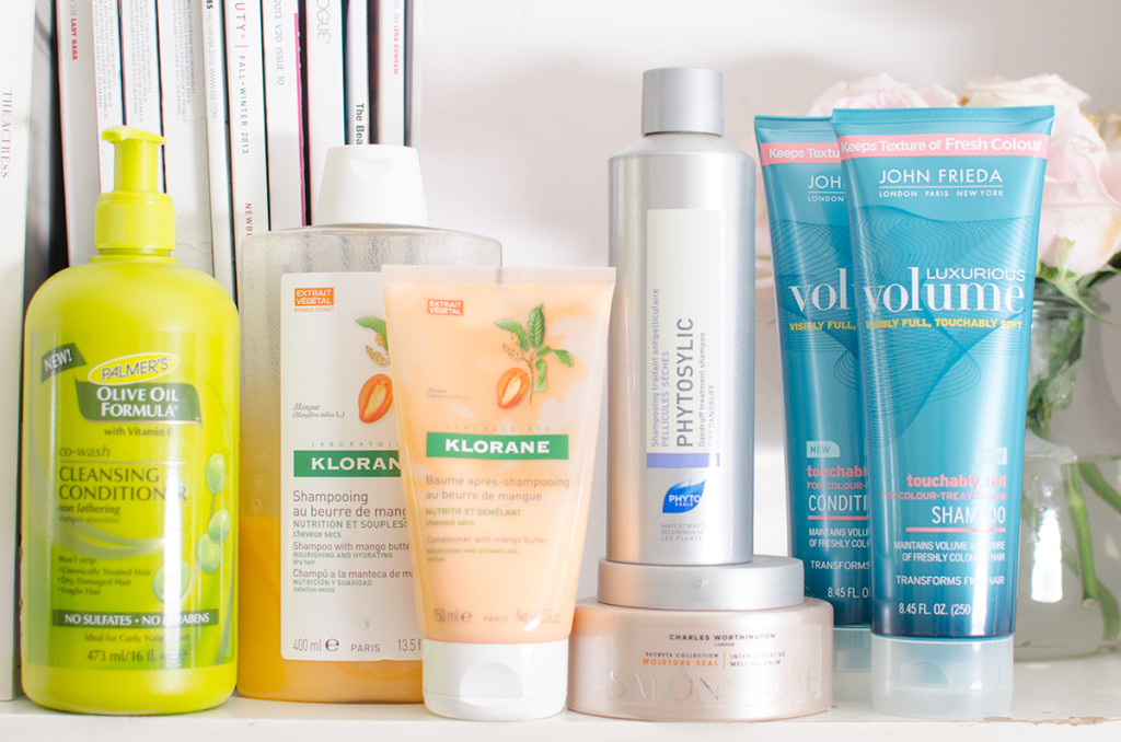 shampoos conditioners and masks