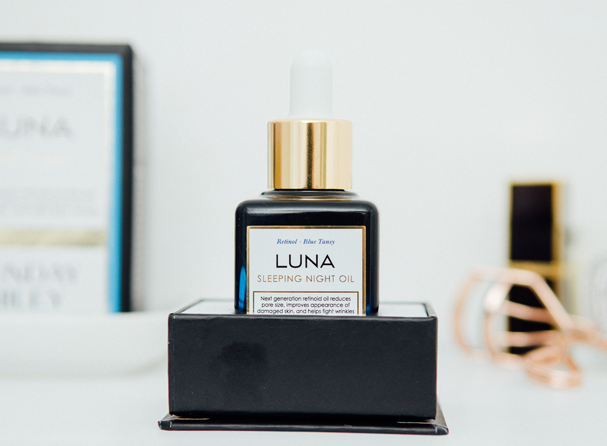 Sunday Riley Luna Review