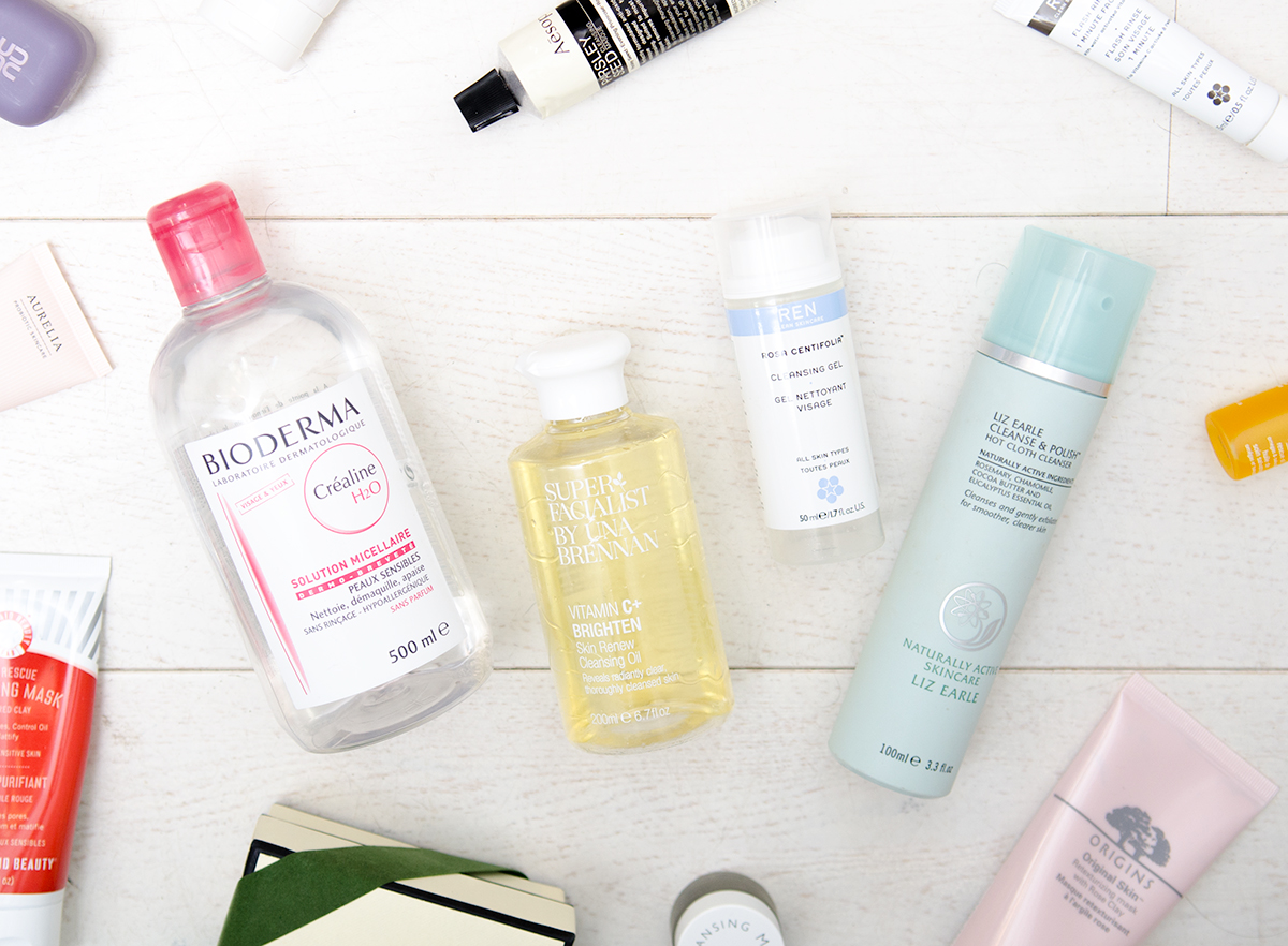 On Rotation: Cleansers