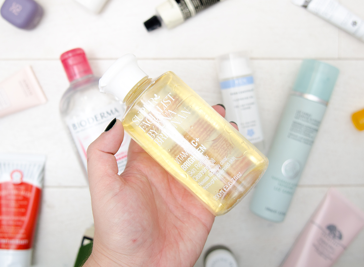 Una Brennan Superfacialist Cleansing Oil