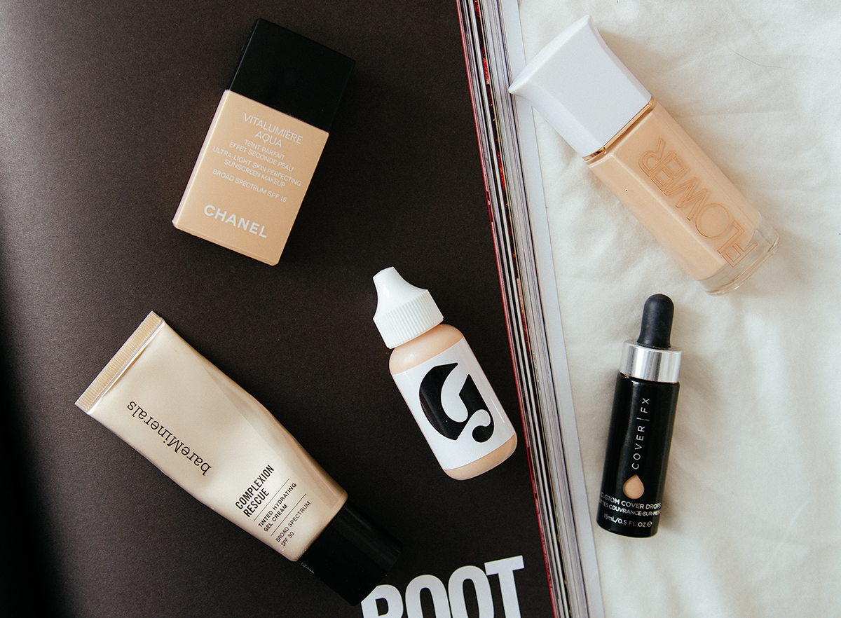Favourite Foundations For Mixing